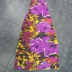 Womens dress add a pair of flips for 30
